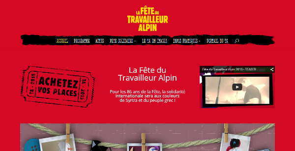 fete travailleur alpin 2015 home site